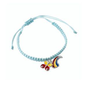 Rainbows Charm Bracelet