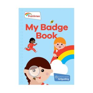 Rainbows My Badge Book